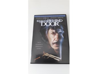 Someone behind the door,DVD Charles Bronson