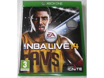 NBA Live 14 (XBOX ONE) --NYTT--