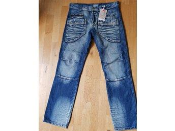 321316746 Jeans stl herr KappAhl Snyggt 3334 slitn byxor xUUn0BqwrP
