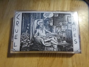 VA Cruel tapes  (G-anx No security HHH  Criminal disaster)  punk tape