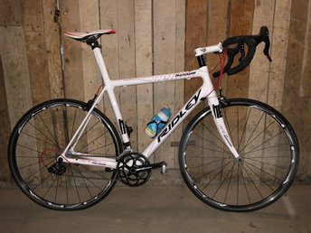 Ridley Helium - road bike full carbon fibre