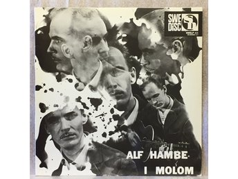 ALF HAMBE / I MOLOM -- SWE DISC (Mill Records) SWELP 425, 1986 - mint vinyl!