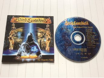 "Blind Guardian CD "" the forgotten tales """