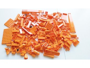 94....lego orange bitar