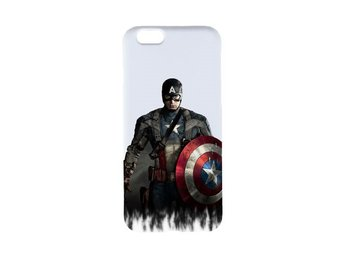 Captain America iPhone 6 skal, present till Marvel fans