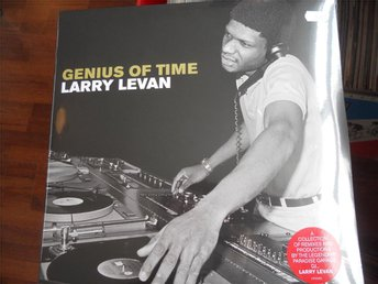 LP Larry Levan - Genius of time RSD 2016