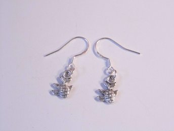 Fiske örhängen / Fish earrings