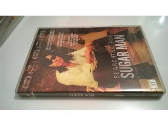 Searching for Sugar Man Rodriguez Malik Bendjelloul, DVD