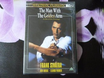 THE MAN WITH THE GOLDEN ARM, OÖPPNAD, DVD, FILM