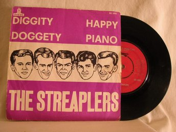 Streaplers   -  Diggety doggety                 w. PS