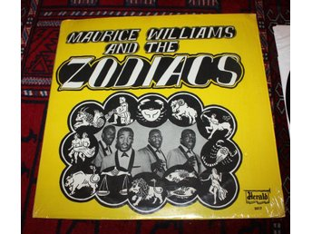 MAURICE WILLIAMS & ZODIACS Herald Best Of Rare tracks RELIC