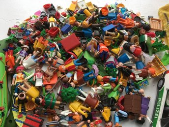 Playmobil blandat - Taberg - Playmobil blandat - Taberg