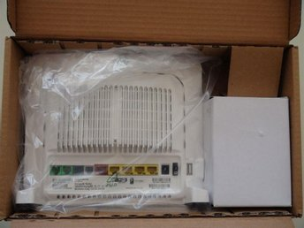 Thomson TG789VN trådlös router - Varberg - Thomson TG789VN trådlös router - Varberg