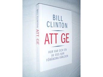 Bill Clinton - Att ge - Norsjö - Bill Clinton - Att ge - Norsjö