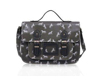 Messenger Väska - skolväska - axelremsväska flickor ryggsäck axel väska 24ba3f7802472