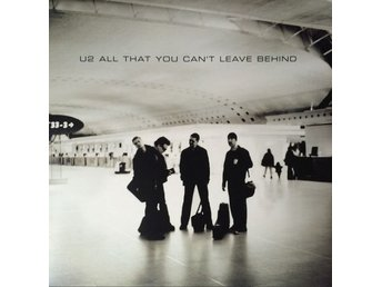 U2 - All That You Can't Leave Behind - CD
