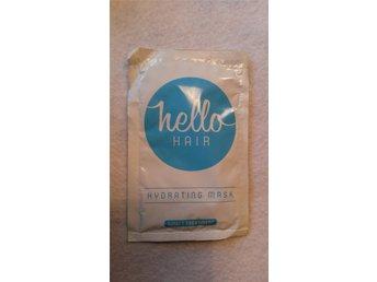 Hello Hair Hydrating Mask , Hårinpackning - Färjestaden - Hello Hair Hydrating mask från Glossy box Se bilder Betalning inom 5 dagar till mitt konto i Handelsbanken - Färjestaden