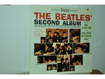 The Beatles – The Beatles' Second Album