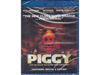 PIGGY-ED SKREIN-PAUL ANDERSSON-SVENSK TEXT-NY OCH INPLASTAD BLURAY-DISC.