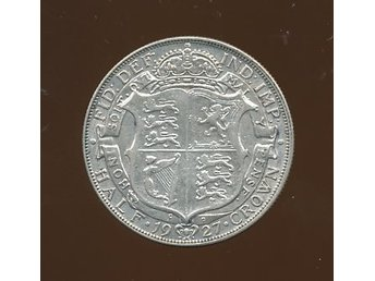 England Crown 1927  se bild