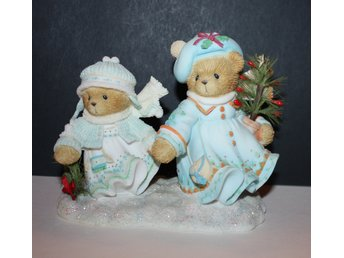 CHERISHED TEDDIES  #  SELMA AND ARIANA  #  Limetid edition