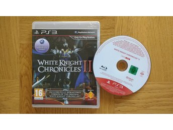 PlayStation 3/PS3: White Knight Chronicles II 2 (promo)