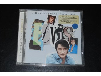 ELVIS PRESLEY CD (A HUNDRED YEARS FROM NOW)