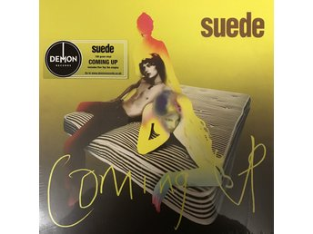 SUEDE - COMING UP NY 180G LP