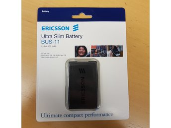 Ericsson BUS-11 batteri till R320 R520 T28 T28world T36
