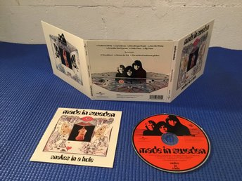 Made In Sweden - Snakes In A Hole Digipak !!!!! Bonus Tracks !!!!!!