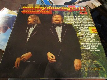 JAMES LAST - NON STOP DANCING 1976 - LP