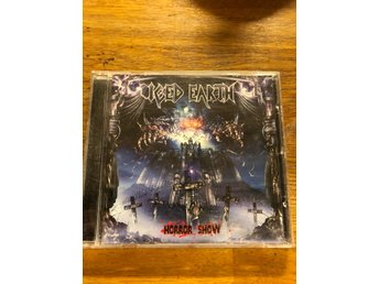 "Iced earth ""Horror show"" Blind Guardian, Helloween"
