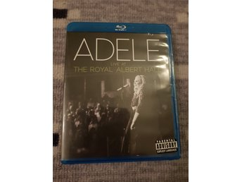 Adele Live at The Royal Albert Hall 2011 (Bluray+CD)