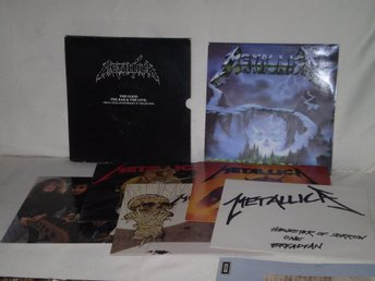 "Metallica  -  The Good The Bad & The Live: 12"" Collection         UK LIMITED !!"
