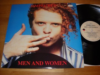 "Simply Red ""Men And Women"""