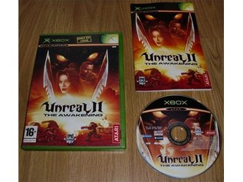 Xbox: Unreal II 2 the Awakening