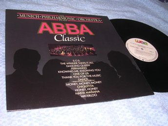 Munich Philharmonic Orch Plays ABBA Classic (LP) NM/EX