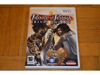 Prince Of Persia Rival Swords Nintendo Wii