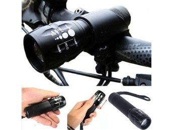 240 lumen Q5 Cycling Bicycle LED Front HEAD LIGHT Torch Lamp With Mount New FL