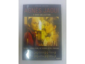 DVD - Agne´s Jaoui 3 DVD Collection