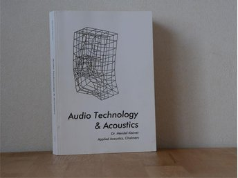 Audio Technology and Acoustics (Dr. Mendel Kleiner)
