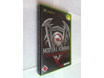 Xbox: Mortal Kombat - Deadly Alliance