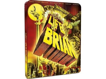 Monty Python Life of Brian - Limited Edition Steelbook! John Cleese