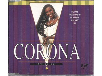 Corona - Try Me Out - 1995 - CD Maxi