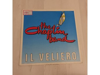 "THE CHAPLIN BAND -IL VELERO. (12"")"
