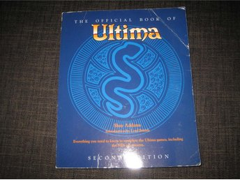 The Official Book of Ultima Second Edition