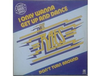 "The Raes title* I Only Wanna Get Up And Dance* Disco 12"" EU"