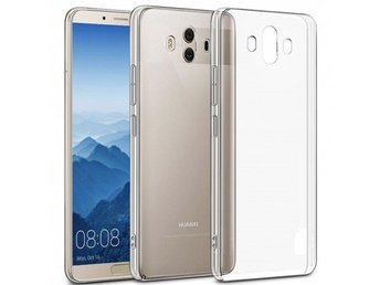 Clear Hard Case Huawei Mate 10 Färg: Transparent