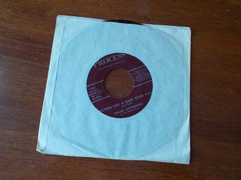 "FRANK LANTERMAN - The Astronauts Were Puzzled 7"" Process Pennsylvania Bluegrass"
