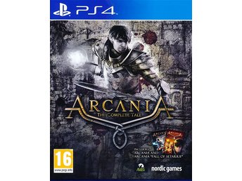 Arcania Complete Tale PS4 (PS4)